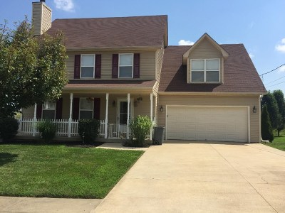 Radcliff KY Single Family Home For Sale: $187,000