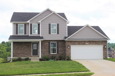 Elizabethtown Single Family Home For Sale: 208 Butterfield Drive #400 N. M