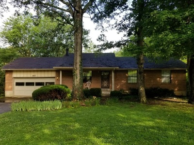 Radcliff Single Family Home For Sale: 547 Rose Creek Drive