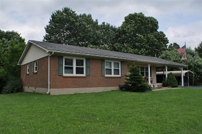 Meade County Single Family Home For Sale: 156 Foxboro Road