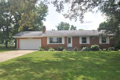Radcliff Single Family Home For Sale: 1076 W Crocus Drive