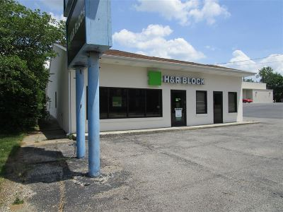 Elizabethtown Commercial For Sale: 415 W Dixie Avenue