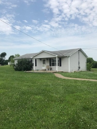 Meade County Single Family Home For Sale: 4805 Garrett Road