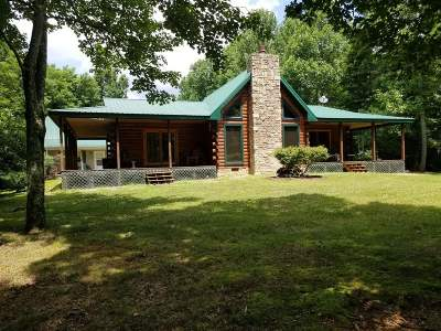 Campbellsville Single Family Home For Sale: 3647 Finley Ridge Road