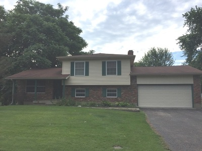 Radcliff Single Family Home For Sale: 1664 Walnut Way