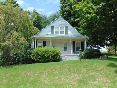 Munfordville Single Family Home For Sale: 6517 N Jackson Highway