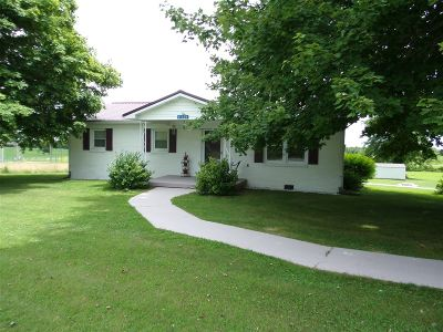 Breckinridge County Single Family Home For Sale: 6322 E Highway 86
