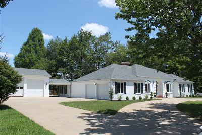 Elizabethtown Single Family Home For Sale: 117 White Oak Drive