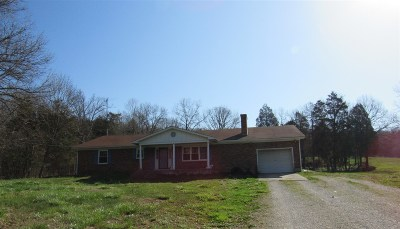 Meade County Single Family Home For Sale: 1970 New State Road