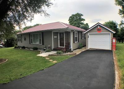 Hart County Single Family Home For Sale: 306 E Dale Heights