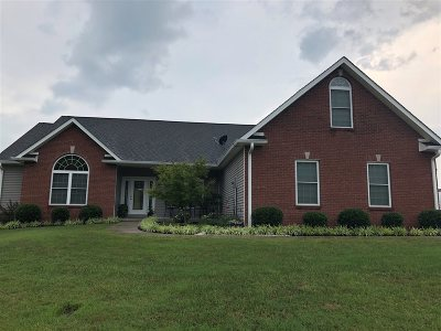 Elizabethtown Single Family Home For Sale: 216 Dehere Court
