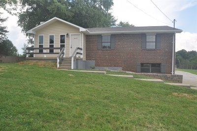 Radcliff Single Family Home For Sale: 1037 Shamrock Street