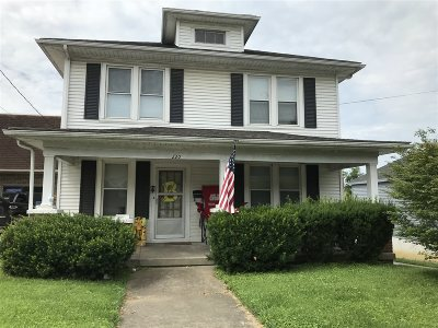 Springfield Single Family Home For Sale: 220 W Main Street