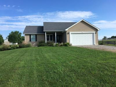 Hodgenville Single Family Home For Sale: 5871 N L & N Turnpike #Rd