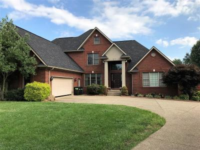 Bardstown Single Family Home For Sale: 1118 Metalwood Drive