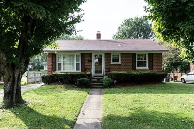 Elizabethtown Single Family Home For Sale: 414 Sycamore Street