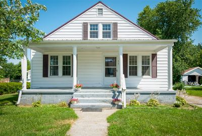 Breckinridge County Single Family Home For Sale: 313 E 4th Street