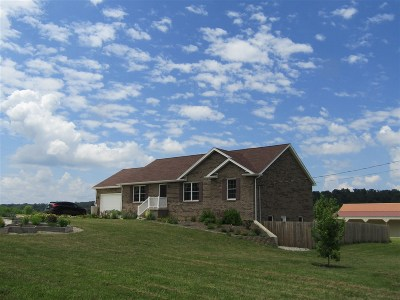 Meade County Single Family Home For Sale: 61 Majestic Drive