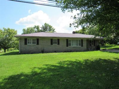 Breckinridge County Single Family Home For Sale: 756 Highway 232