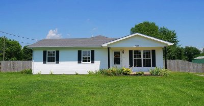 Elizabethtown Single Family Home For Sale: 518 Lincoln Drive