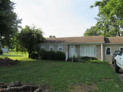 Breckinridge County Single Family Home For Sale: 210 Valley Terrace