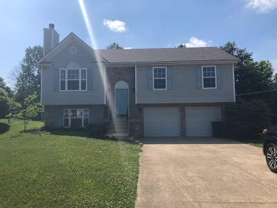 Elizabethtown Single Family Home For Sale: 1100 Amanda Jo Drive