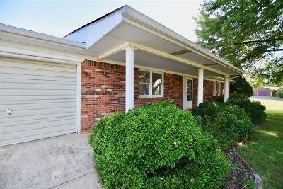 Elizabethtown KY Single Family Home For Sale: $168,900