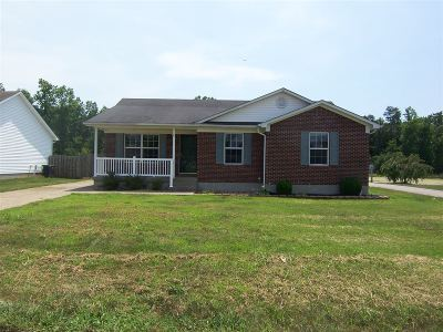 Shepherdsville Single Family Home For Sale: 377 Shady Glen Circle
