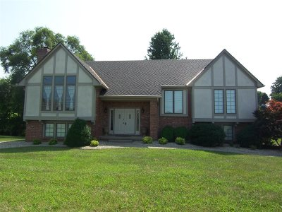 Bardstown Single Family Home For Sale: 1005 Templin