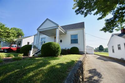 Elizabethtown KY Single Family Home For Sale: $137,500