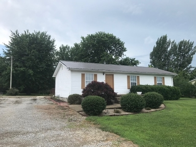 Breckinridge County Single Family Home For Sale: 13016 S Highway 259