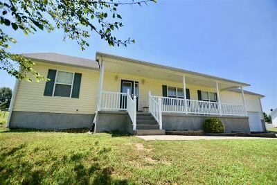 Meade County, Bullitt County, Hardin County Single Family Home For Sale: 261 Flat Rock Road