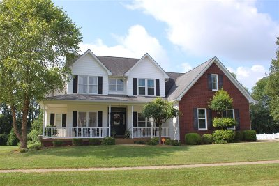 Elizabethtown Single Family Home For Sale: 102 Iowa Court
