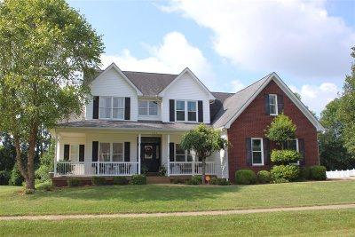 Meade County, Bullitt County, Hardin County Single Family Home For Sale: 102 Iowa Court