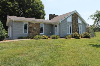 Meade County Single Family Home For Sale: 915 Doe Haven Road