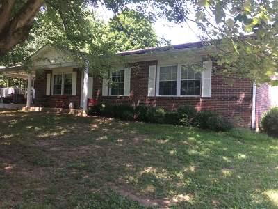 Elizabethtown KY Single Family Home For Sale: $143,900