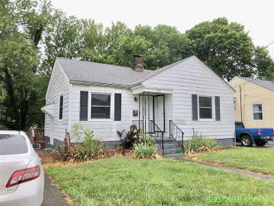 Elizabethtown Single Family Home For Sale: 216 Sunset Road