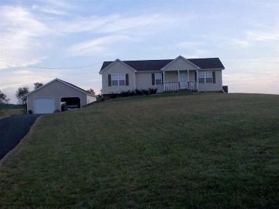 Vine Grove Single Family Home For Sale: 1048 Farmington Drive