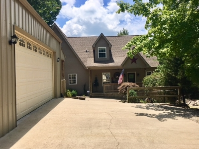 Breckinridge County Single Family Home For Sale: 117 Greenshores Circle Lane