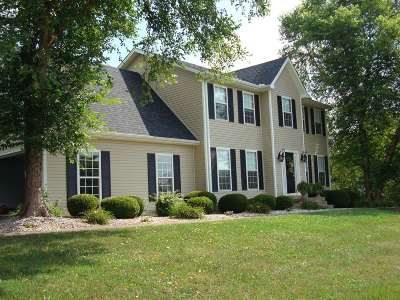 Elizabethtown Single Family Home For Sale: 95 Bent Creek Drive