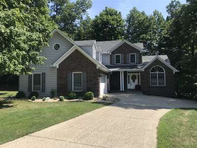 Doe Valley Single Family Home For Sale: 111 Par Five Drive