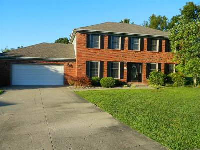 Elizabethtown KY Single Family Home For Sale: $249,900