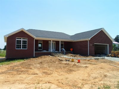 Meade County, Bullitt County, Hardin County Single Family Home For Sale: 299 Shepherd's Way