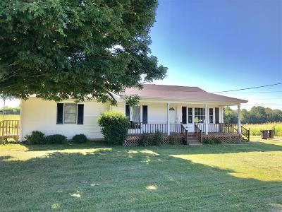 Taylor County Single Family Home For Sale: 560 Webster Road