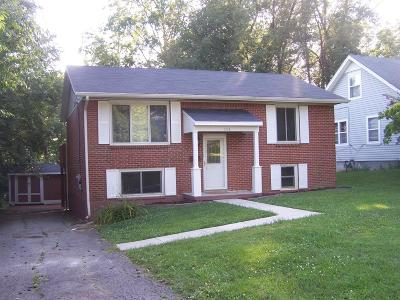 Elizabethtown KY Single Family Home For Sale: $145,500