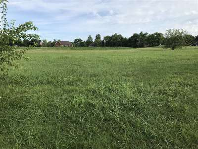 Bardstown Residential Lots & Land For Sale: 110 Lakeshore Drive