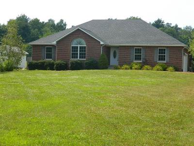 Elizabethtown Single Family Home For Sale: 867 Hayden School Road