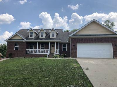 Brandenburg Single Family Home For Sale: 200 Summit Drive