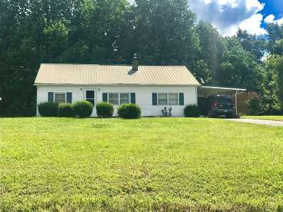 Campbellsville Single Family Home For Sale: 13155 Hodgenville Road