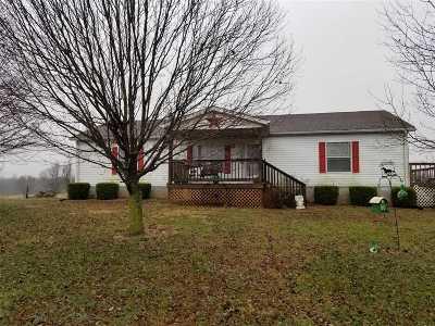 Sonora Single Family Home For Sale: 5314 Munfordville Road
